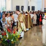 Msza Jublieuszowa - 25 lecie Małżeństwa