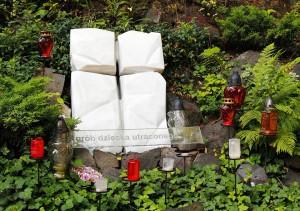 Grób Dziecka Utraconego - Góra św. Anny