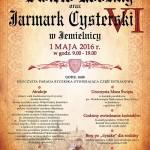 1 maja 2016 zapraszamy do Jemielnicy!