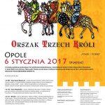 Orszak Trzech Króli – Opole 6.01.2017
